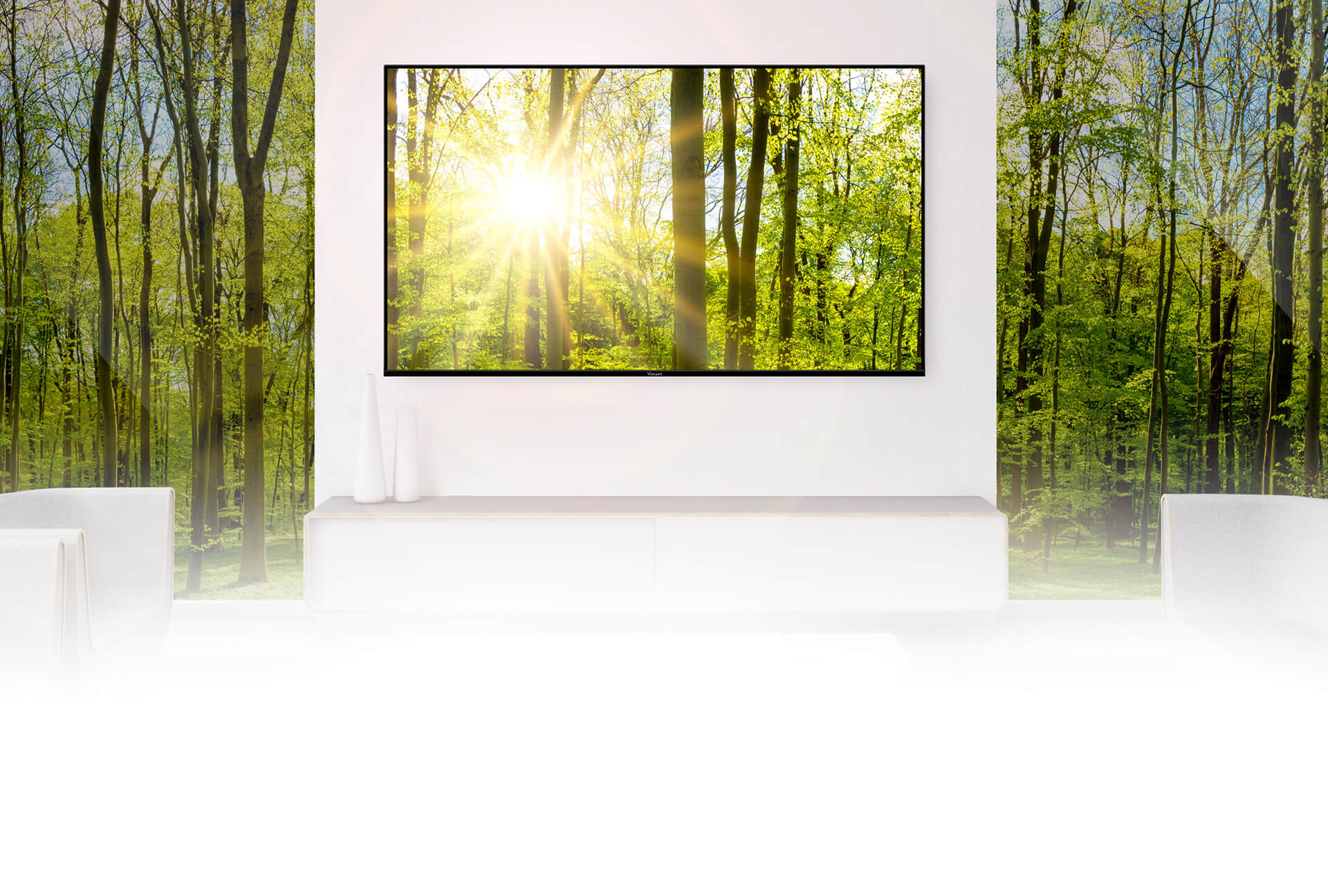 VSmart TV 43KD6600