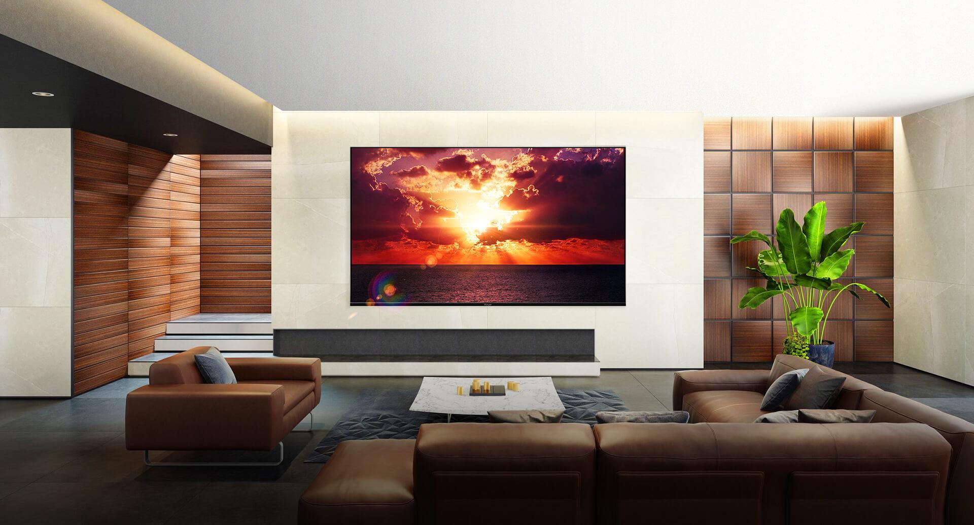 VSmart TV 55KE8500